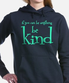 BE KIND Women's Hooded Sweatshirt