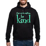 Be kind Hoodie (dark)