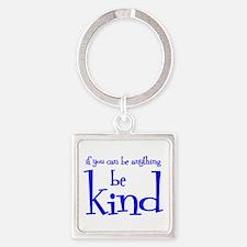 Be Kind Square Keychain Keychains