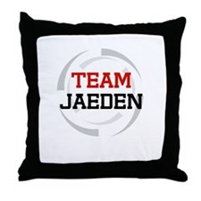 Jaeden Throw Pillow