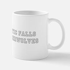 Mystic Falls Timberwolves Mugs