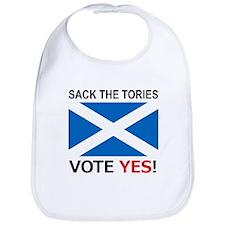 Sack the Tories Bib
