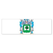 Flanagan Coat of Arms - Family Crest Bumper Sticke