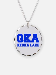 QKA Keuka Lake Necklace