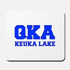 QKA Keuka Lake Mousepad