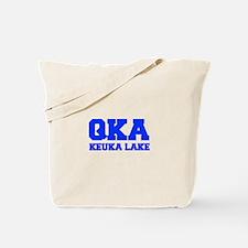 QKA Keuka Lake Tote Bag