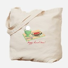 Happy Brunch Time Tote Bag