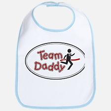 Team Daddy Bib