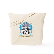 Cool Fleuron Tote Bag