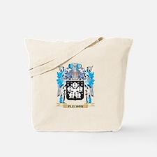 Cute Fleuron Tote Bag