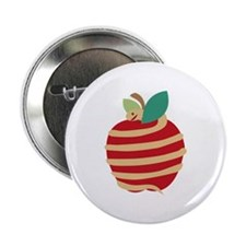"Snake Apple 2.25"" Button (10 pack)"