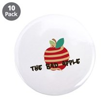 "Bad Apple 3.5"" Button (10 pack)"