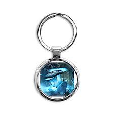 Ice Fairytale World Keychains