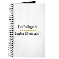 Hugged Investment Broker Journal