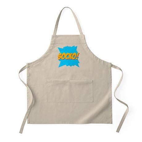 Socko! BBQ Apron