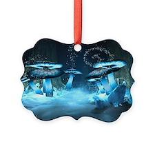 Ice Fairytale World Ornament