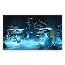 Ice Fairytale World Decal