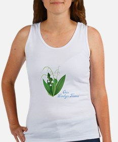 Our Ladys Tears Tank Top