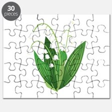 Lily Of The Valley Puzzle