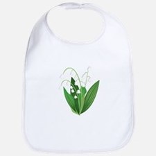 Lily Of The Valley Bib