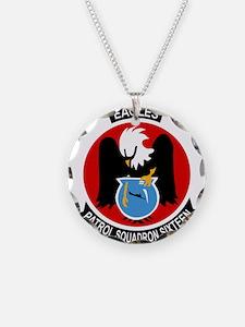 Cute Navy p3 Necklace