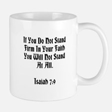 Stand In Faith Mugs