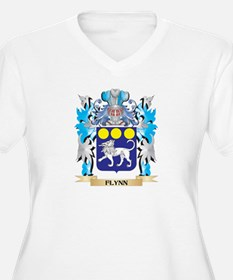 Flynn Coat of Arms - Family Crest Plus Size T-Shir