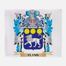 Cute Family crest surname medieval Throw Blanket
