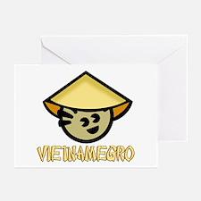 Vietnamegro Greeting Cards (Pk of 10)