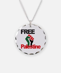 Cute Palestinian Necklace