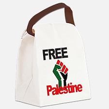 Funny Islam israel palestine palestinian Canvas Lunch Bag