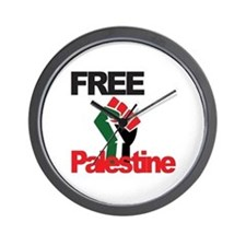 Cute Islam israel palestine palestinian Wall Clock