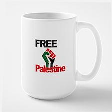 Free Palestine ?????? Mugs