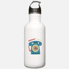 Ring Ring Water Bottle