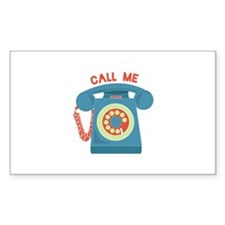 Call Me Stickers