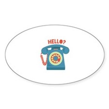 Hello? Decal