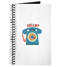 Hello? Journal