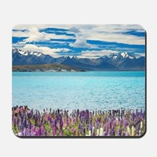 New Zealand Landscape Mousepad
