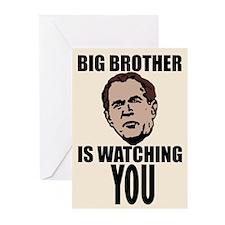 Bush Big Brother Greeting Cards (Pk of 10)