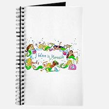 I Believe In Mermaids Journal
