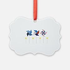 Pinwheels & Sparklers Ornament