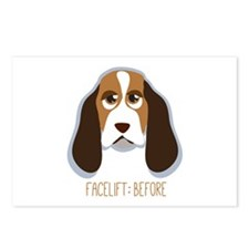 Facelift Before Postcards (Package of 8)