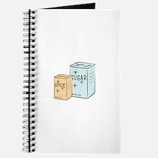 Spice Sugar Journal