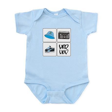 Hip Hop Infant Bodysuit