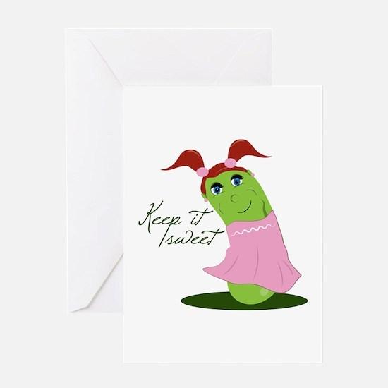 Keep it Sweet Greeting Cards