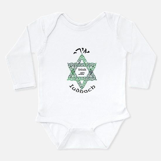 Irish Jew (Hebrew) Infant Creeper Body Suit