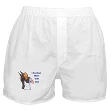 CBlu Coown Mom Boxer Shorts
