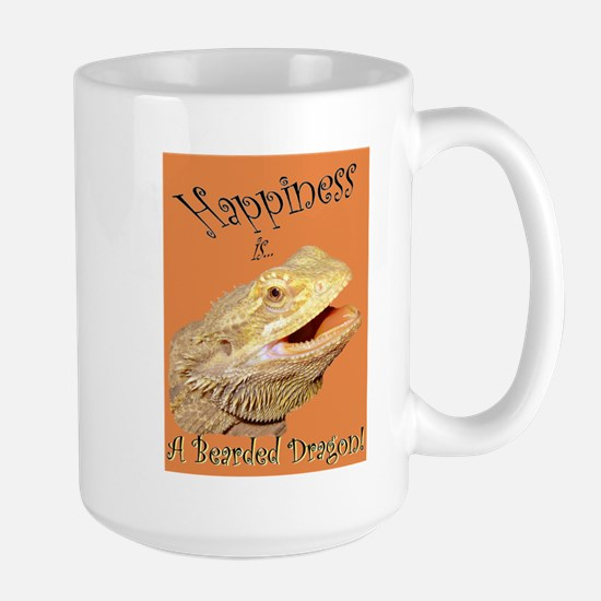 Happiness is a Bearded Dragon