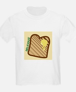 Delicious Toast T-Shirt