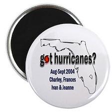 Got Hurricanes? Magnet